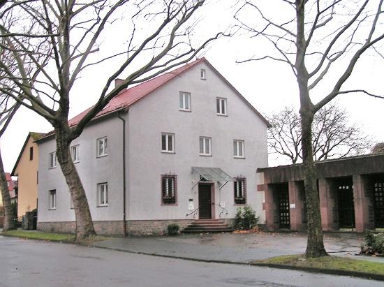 Pfarrhaus Damm